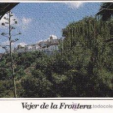 Postales: POSTAL VEJER DE LA FRONTERA. Lote 38956592