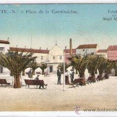 Postales: AYAMONTE - Nº 6 - PLAZA DE LA CONSTITUCION- ED.ANGEL ALVARES - ( 8230) . Lote 29207500