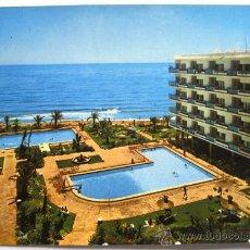 Postales: ANTIGUA POSTAL DE MALAGA - MARBELLA - HOTEL SKOL - EDICIONES ARRIBAS - Nº 2024 - CIRCULADA. Lote 29350790