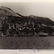 Postales: POSTAL - ALGECIRAS - VISTA PARCIAL DE GIBRALTAR - ED. ARRIBAS - SIN ESCRIBIR. Lote 29424706