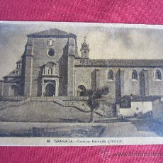 Postales: GRANADA - CARTUJA - FACHADA PRINCIPAL. Lote 29654313