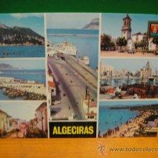 Postales: ALGECIRAS SIN CIRCULAR - SUBIRATS CASANOVAS. Lote 29760012