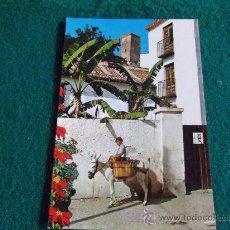 Postales: MALAGA-E6-TORREMOLINOS-RINCON DEL BAJONDILLO. Lote 30015344