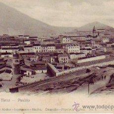 Postales: HUELVA -MINAS DE RIO TINTO. PUEBLO - PAPELERIA INGLESA Nº 5. Lote 30078918