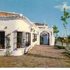Postales: Nº 10258 HOTEL CORTIJO BLANCO MARBELLA MALAGA. Lote 30292336