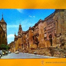 Postales: POSTAL CATEDRAL Y PALACIO OBISPAL CORDOBA EDICIONES ARRIBAS Nº 206 AÑO 70 NUEVA SIN CIRCULAR. Lote 30408937