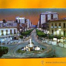 Postales: POSTAL ALMERÍA PUERTA PURCHENA AVD. GENERALISIMO ED ARRIBAS AÑOS 70 SIN CIRCULAR. Lote 30457022