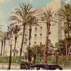 Postales: CADIZ - HOTEL ATLANTICO . Lote 30504848