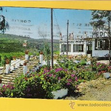 Postales: CAMPING-MOTEL SAN ROQUE. Lote 30538291