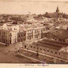 Postales: SEVILLA Nº 3 VISTA GENERAL L. ROISÍN FOTÓGRAFO SIN CIRCULAR . Lote 30596961