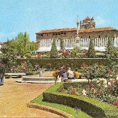 Postales: GRANADA - FUENTE LUMINOSA. Lote 30610022