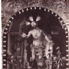 Postales: CADIZ - MEDINA SIDONIA - IGLESIA SANTA MARIA - IMAGEN DEL CRISTO DEL PERDON - ATRIBUIDO A LA ROLDANA. Lote 30773485