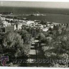 Postales: ALMERIA.- ALCAZABA Y PUERTO.- EDICIONES AISA Nº 244.- FOTOGRÁFICA.. Lote 30849822