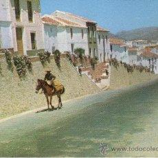 Postales: MALAGA - COLMENAR - CALLE DE QUEIPO DE LLANO . Lote 30913466