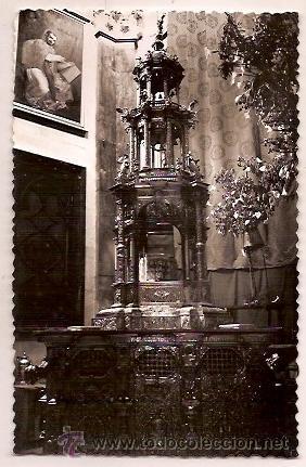 ANTIGUA POSTAL 78 CADIZ CUSTODIA PROCESIONAL DE CORPUS CHRISTI EDICIONES SICILIA (Postales - España - Andalucia Moderna (desde 1.940))
