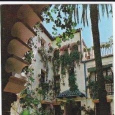 Postales: 1028 CORDOBA PATIO TIPICO CONCURSO DE PATIOS CORDOBESES (SIN CIRCULAR) . Lote 31169700