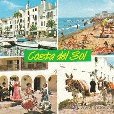 Postales: COSTA DEL SOL. Lote 31323780