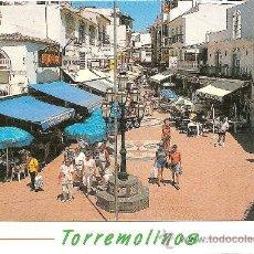 Postales: TORREMOLINOS - CALLE SAN MIGUEL - CIRCULADA. Lote 31363756