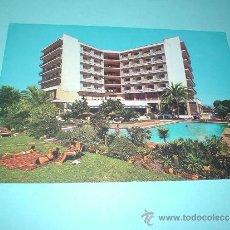 Postales: POSTAL HOTEL AZOR COSTA DEL SOL. Lote 31383183