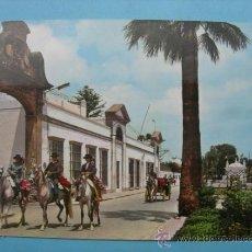 Postales: PUERTO DE SANTA MARÍA - CABALLISTAS FERIA. Lote 31419547