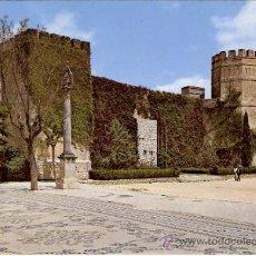 Postales: CASTILLOS DE ESPAÑA.EDICIONES ARRIBAS.ZARAGOZA.Nº 2038.ALCÁZAR.JEREZ DE LA FRONTERA.CADIZ.. Lote 31616077
