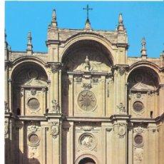 Postales: CATEDRALES DE ESPAÑA.EDICIONES VISTABELLA. Nº 5. 1966. CATEDRAL DE GRANADA.. Lote 31669103