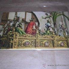 Postales: SEVILLA PROCESION SEMANA SANTA ,MANUEL BARREIROS EDT. 14X9 CM.. Lote 31691158