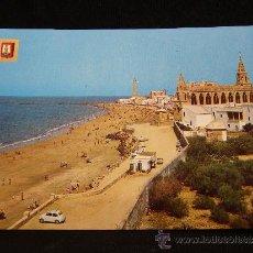 Postales: POSTAL 13 SANTUARIO DE REGLA. CHIPIONA. ED.FISA. A. SUBIRATS CASANOVAS. CADIZ.. Lote 31706309