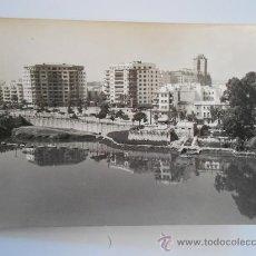 Postales: POSTAL DE SEVILLA --RIO Y LOS REMEDIOS---CIRCULADA AÑO 1959. Lote 31739102