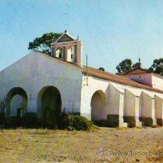 Postales: ZALAMEA LA REAL HUELVA ERMITA SAN VICENTE F.I.T.E.R. AÑO 1974 ESCRITA SIN CIRCULAR . Lote 31861143