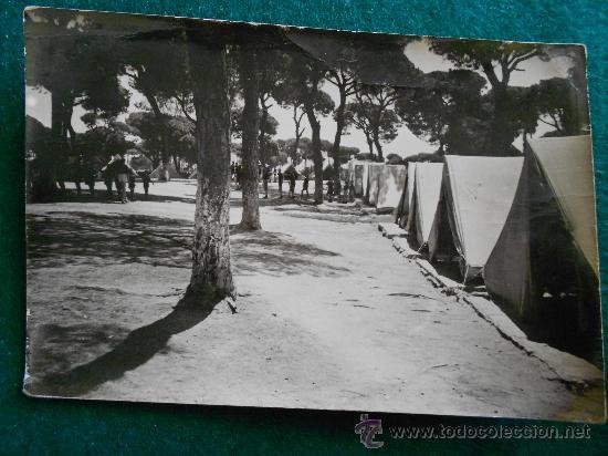Postal Marbella Campamento Vigil De Quiñones Comprar Postales De Andalucía En Todocoleccion 31885245