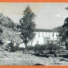 Postales: BALNEARIO DE TOLOX A 45 KM. DE TORREMOLINOS AÑO 1965 - ED, DOMINGUEZ Y TIP. OLIMPIA . Lote 31916436