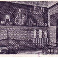 Postales: POSTAL DEL HOTEL MADRID DE SEVILLA - UN SALON - EDITA IMPRENTA ALEMANA . Lote 32021380