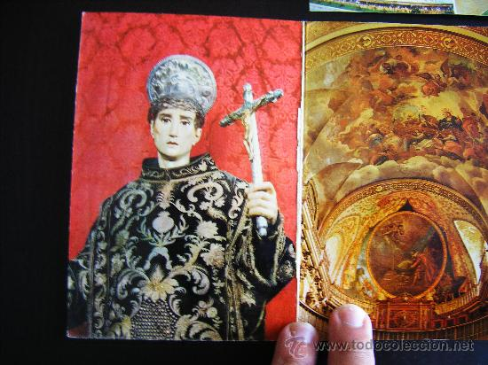 Postales: lote 2 postales y desplegable granada. alhambra y ciudad. Desplegable serie 36 kolor zerkowitz. - Foto 5 - 32027812