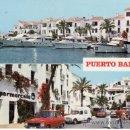Postales: PUERTO BANUS. MARBELLA. MALAGA. ESPAÑA-POSTALES-RASTRILLOPORTOBELLO. Lote 32045918