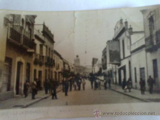 Postal de mor n de la frontera sevilla a os 3 comprar postales antiguas de andaluc a en - Fotos de moron de la frontera ...