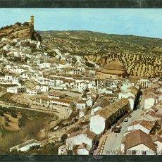 Postales: POSTAL MONTEFRIO (GRANADA) PANORAMICA, IGLESIA ENCARNACION (VER FOTO ADIC). Lote 32366227