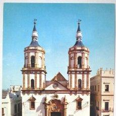 Postales: CADIZ. SAN FERNANDO. IGLESIA MAYOR PARROQUIAL DE SAN PEDRO Y SAN PABLO.. Lote 32394366