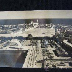 Postales: POSTAL MÁLAGA. MARBELLA. VISTA PARCIAL DE LA CIUDAD DESDE EL ALBERGUE. FOT. A. CAMPAÑA. AÑO 1960.. Lote 32589387