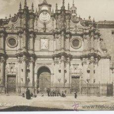 Postales: Nº 6847. GUADIX. CATEDRAL, FACHADA. ESPAÑA REGIONAL. A. MARTÍN, EDITOR - BARCELONA.. Lote 32753268