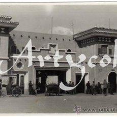 Postales: BONITA POSTAL FOTOGRAFICA - LA LINEA DE LA CONCEPCION (CADIZ) - ADUANA - MUY AMBIENTADA . Lote 33127300