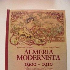 Postales: ÁLBUM DE 152 MAGNIFICAS POSTALES DE ALMERÍA Y SUS PUEBLOS. ALMERÍA MODERNISTA 1900-1910.. Lote 32819104