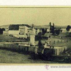 Postales: POSTAL DE LUCENA: ALREDEDORES, FUENTE DEL CAMINO DE CABRA (IMP. TENLLADO). Lote 32826819