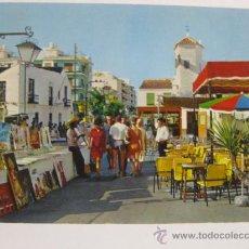 Postales: CALLE DE LA NOGALERA TORREMOLINOS T. Lote 32940594