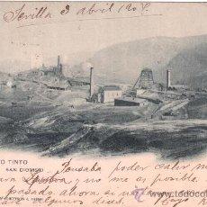 Postkarten - Huelva. Minas de Río Tinto. San Dionisio. Amador y Juan del Pino. N.º 11. - 33015204