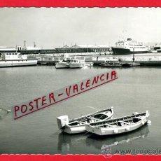 Postales: POSTAL, ALGECIRAS, CADIZ, VISTA PARCIAL DEL PUERTO, P70542. Lote 33165386