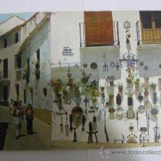 Postales: MARBELLA CALLE TÍPICA (MÁLAGA) CIRCULADA T915. Lote 33393310