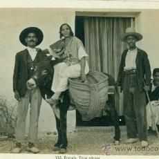 Postkarten - GRANADA. TIPOS GITANOS. FOTOGRÁFICA. HACIA 1920. - 33590358