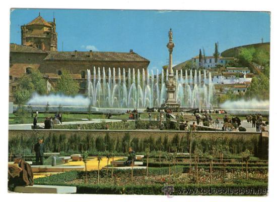 GRANADA - FUENTE MONUMENTAL DEL TRIUNFO - EDICIÓN ARRIBAS - POSTAL (Postales - España - Andalucia Moderna (desde 1.940))