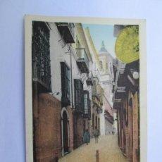 Postales: ALGECIRAS UNA CALLE 7. Lote 33638636